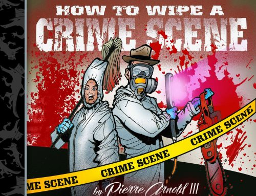 How to Wipe a Crime Scene